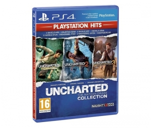 SONY PS4 hra Uncharted Collection/EAS PS719711414
